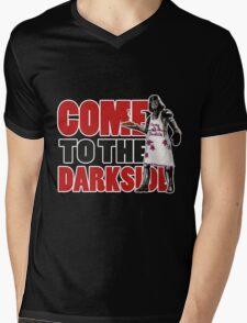 Come to the Dark Side Mens V-Neck T-Shirt