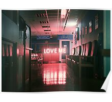 // LOVE ME // Poster