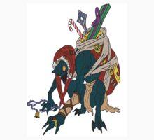 Diablo 3 Santa Christmas Goblin Kids Clothes