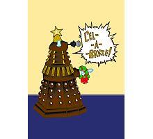 Dalek Holiday  Photographic Print