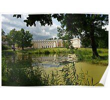 Alexander Palace in Tsarskoe Selo, near StPetersburg Poster