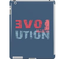 LOVE EVOLUTION iPad Case/Skin