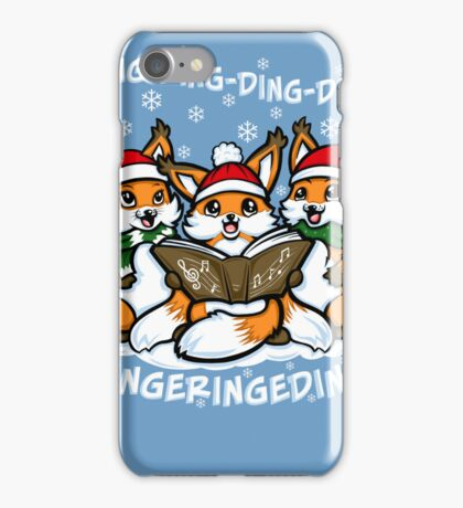 """""""What does the Fox Sing""""  (iPhone case2) iPhone Case/Skin"""