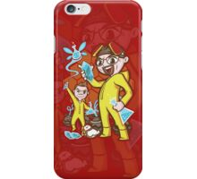 The Legend of Heisenberg iPhone Case/Skin