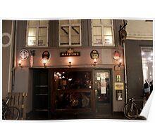 Charlie's Bar - Copenhagen Poster