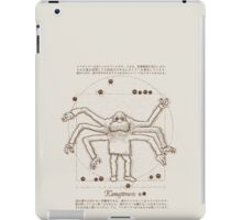 Kamajitruvien iPad Case/Skin