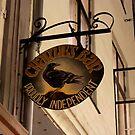 Charlie's Bar - Copenhagen - Sign by rsangsterkelly