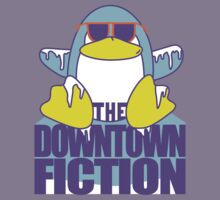 The Downtown Fiction Penguin by Thomas Cicily