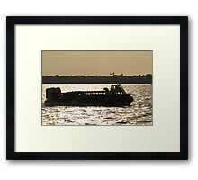Freedom 90 Framed Print