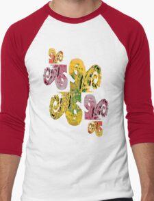 Conch Men's Baseball ¾ T-Shirt