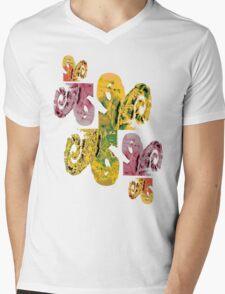 Conch Mens V-Neck T-Shirt