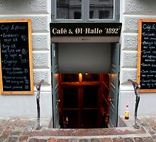 Cafe & Ol-Halle, Copenhagen  by rsangsterkelly