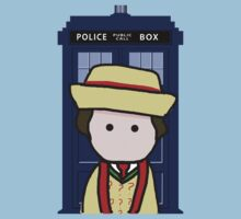 The 7th doctor Kids Clothes