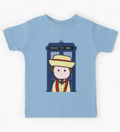 The 7th doctor Kids Tee