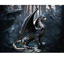 Dragons Of The Apocalypse Photographic Print