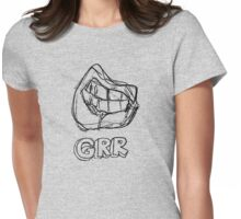 GRR! Womens Fitted T-Shirt