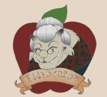 Granny Leftpaw's Apple Cider by penworksink