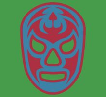 Luchador - Santo Misterio One Piece - Short Sleeve