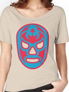 Luchador - Santo Misterio Women's Relaxed Fit T-Shirt
