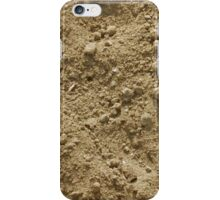 """Real Tree Design for Hunting & Shooting """"Dirt / Sand"""" #1 iPhone Case/Skin"""