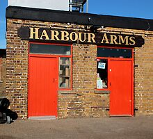 The Harbour Arms - Micro Pub, Margate by rsangsterkelly