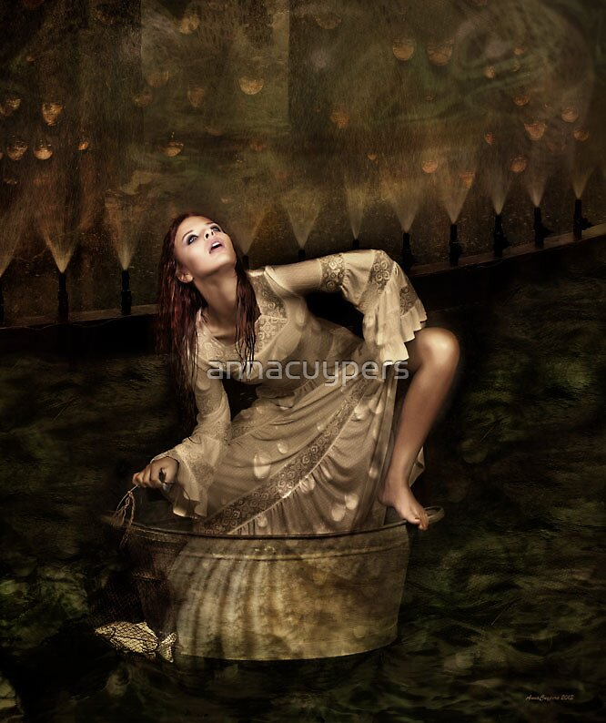 The Fisherman's wife 2 by annacuypers