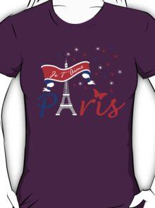 Paris Je T'Aime T-Shirt