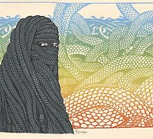 Burqa by SnakeArtist