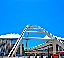 Moses Madhiba Stadium by RoryWilson
