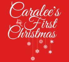 First Christmas Kids Tee