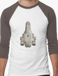 The Kestrel Men's Baseball ¾ T-Shirt