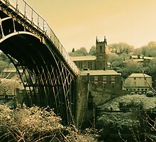 Ironbridge Village Tan by jalfc46
