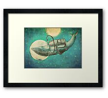 The Journey (Colour Option) Framed Print