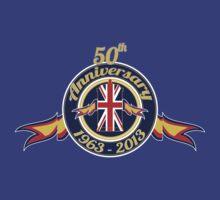 50th ANNIVERSARY by karmadesigner