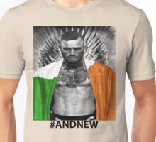 UFC Conor Mcgregor New Champion Unisex T-Shirt