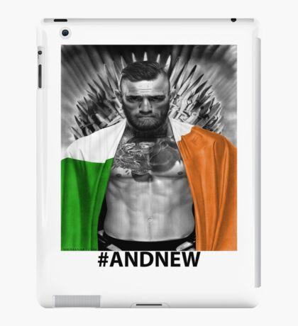 UFC Conor Mcgregor New Champion iPad Case/Skin