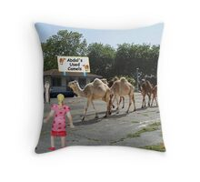 You've been bugging me for years about wanting to see Camelot......well, here ya go!! Throw Pillow