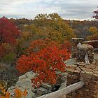 Autumn Overlook by Paul Sturdivant