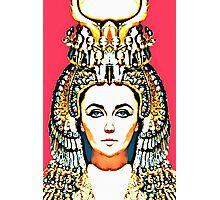 Elizabeth Taylor, alias in Cleopatra Photographic Print