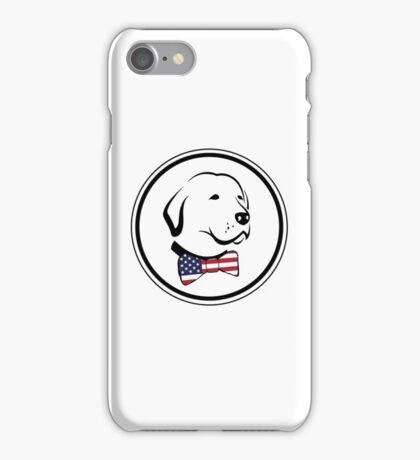 Classy American Dog iPhone Case/Skin