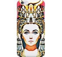Elizabeth Taylor, alias in Cleopatra iPhone Case/Skin