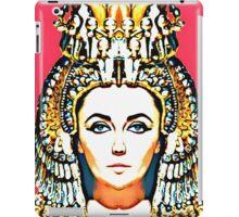 Elizabeth Taylor, alias in Cleopatra iPad Case/Skin