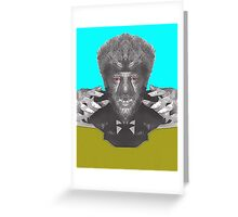 Lon Chaney Jr, alias in The Wolf Man Greeting Card