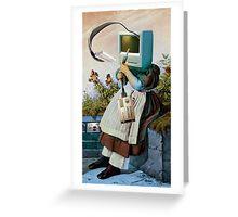 Freudian Slip 2. Greeting Card