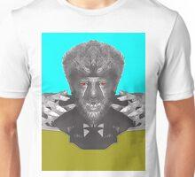 Lon Chaney Jr, alias in The Wolf Man Unisex T-Shirt