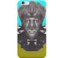 Lon Chaney Jr, alias in The Wolf Man iPhone Case/Skin