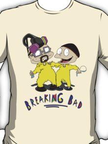 Rugrats/Breaking Bad - Chefs T-Shirt