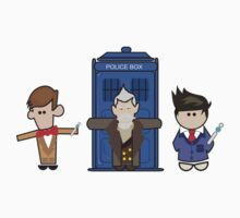Day of the Doctor by Richard Darani