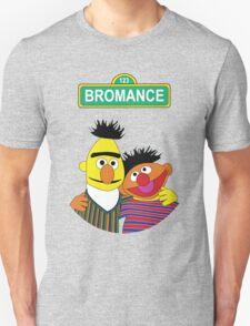 The Bromance of Ernie & Bert T-Shirt