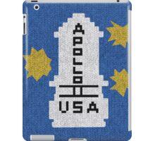 Hello Apollo 11 (The Shining) Sweater Texture Danny Torrence iPad Case/Skin